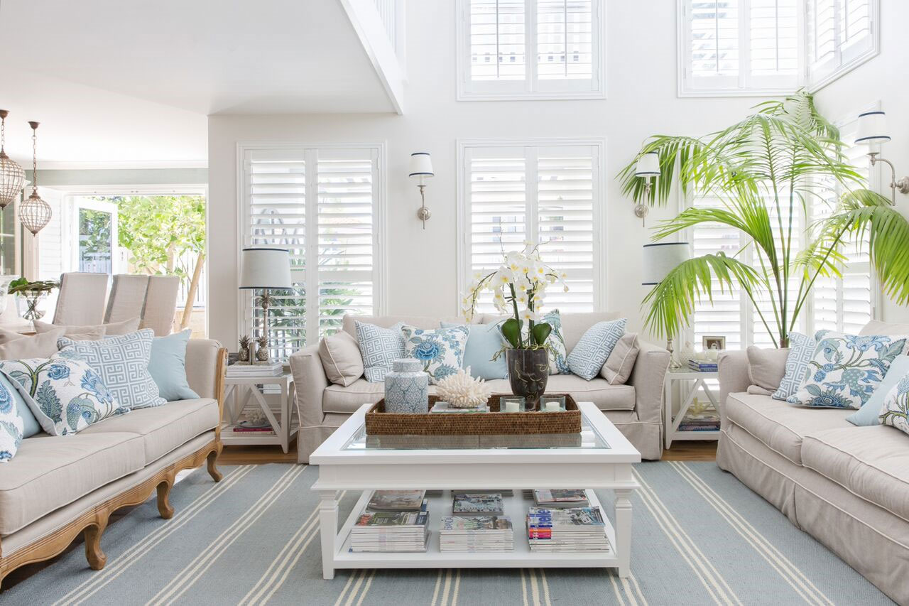 How to make the Hamptons look work in an Australian home