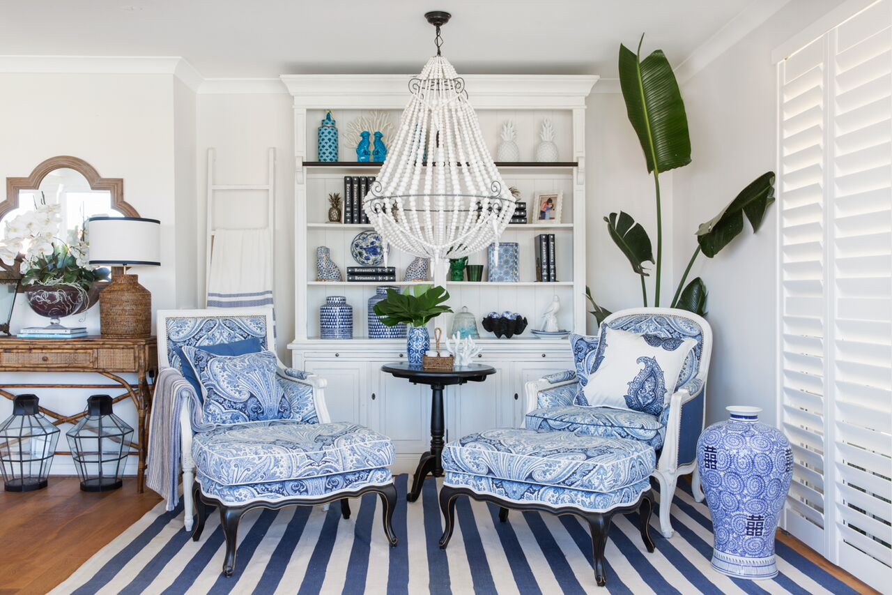 Now this is how you do hamptons decor in australia for Hamptons decor